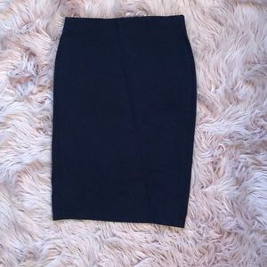 Dresses & Skirts - Navy Pencil Skirt